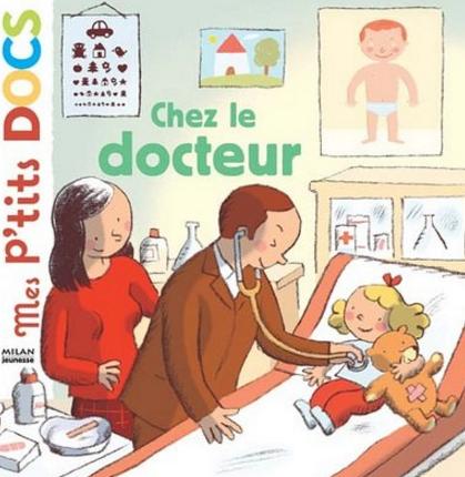 livre docteur pour les enfants