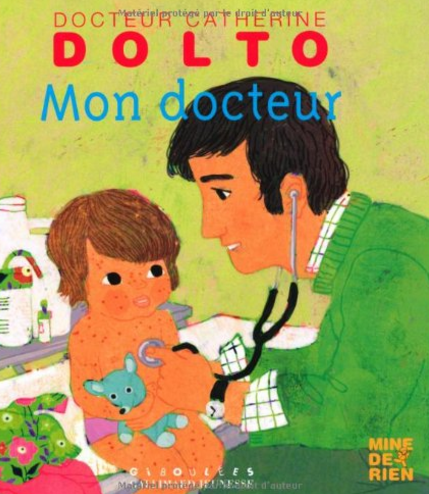 livre enfant docteur