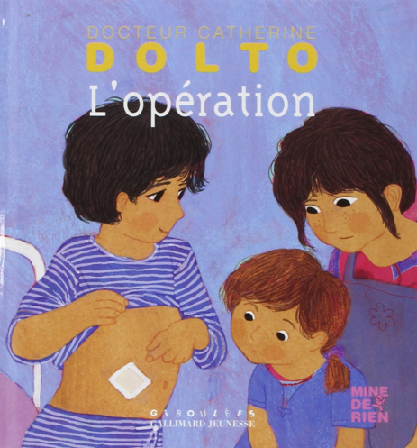 livre enfants opération