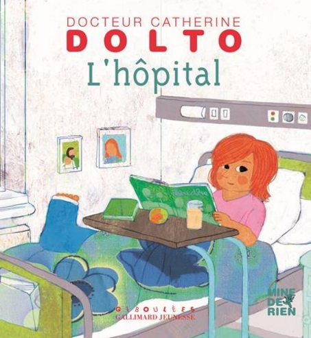 livre hopital enfant