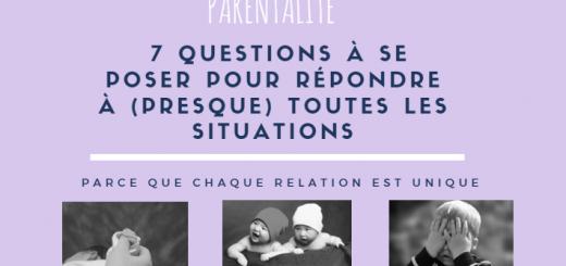 questions des parents