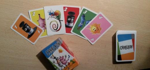 jeu de cartes Caméléon
