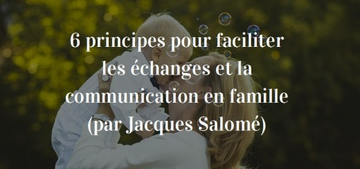 communication en famille