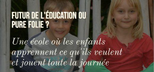 futur de l'éducation