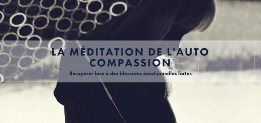 méditation auto compassion