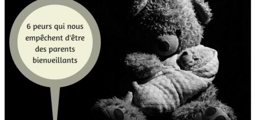 peurs parents