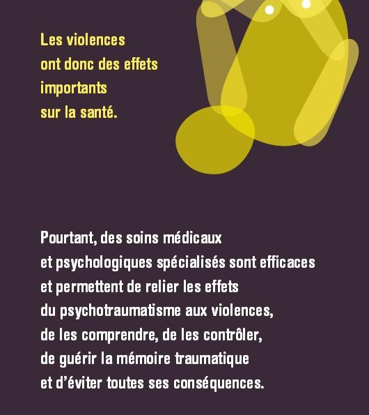 soigner les violences