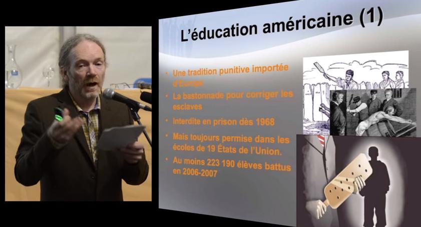 éducation américaine