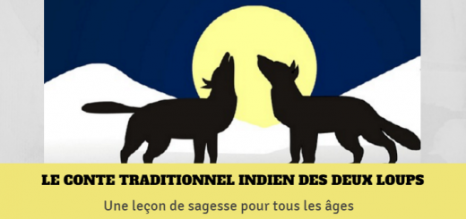 conte traditionnel indien des deux loups