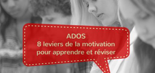 motivation ados apprendre