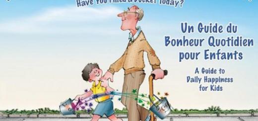 livre enfant sur le bonheur