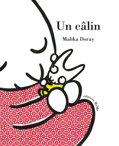 livre un calin doray
