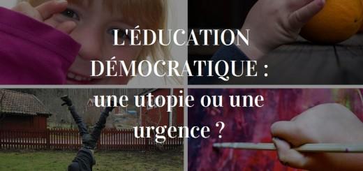éducation démocratique