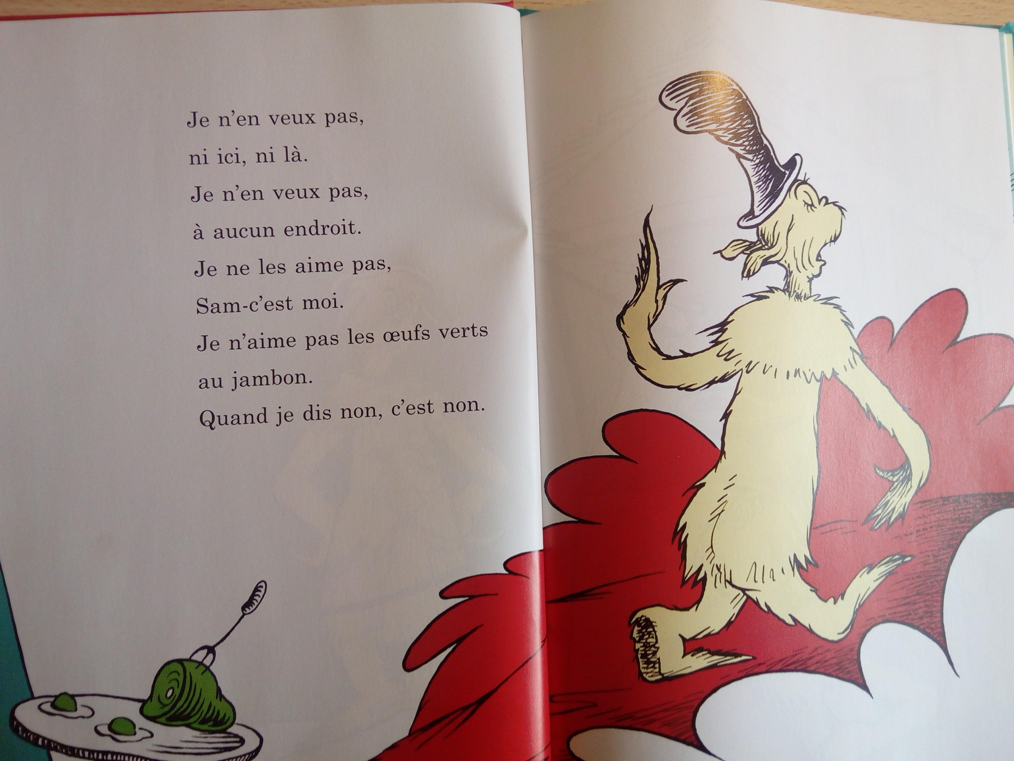 les oeufs verts au jambon   un album  u00e0 mettre dans toutes les biblioth u00e8ques d u0026 39 enfants