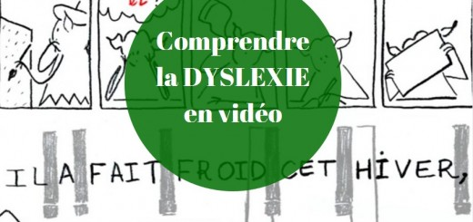 comprendre la dyslexie en video