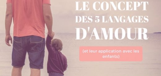 5 langages d'amour