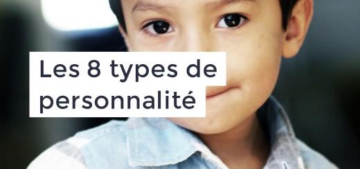 8 types personnalité anc
