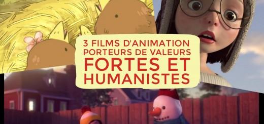 films valeurs humanistes enfants