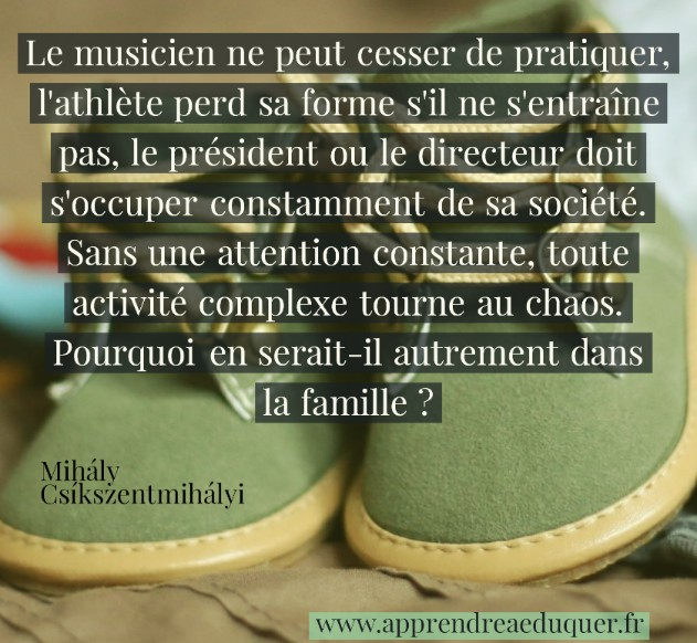 citation sur l'éducation positive