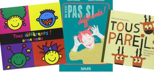 livres pour enfants sur la tolérance