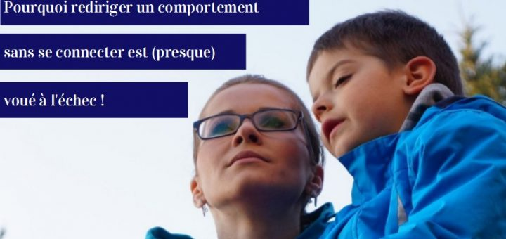 rediriger un comportement enfant