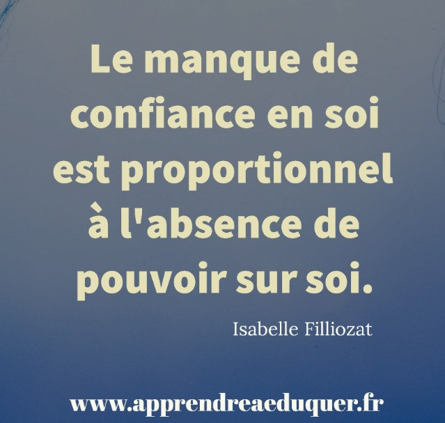 citation confiance en soi
