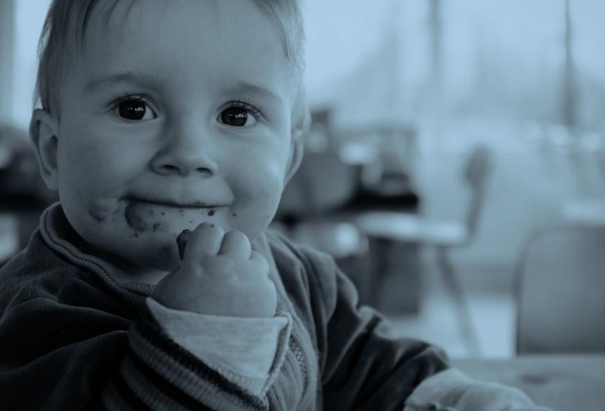 enfant ne mange pas