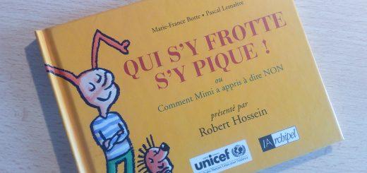 livre pour enfants prévention des abus