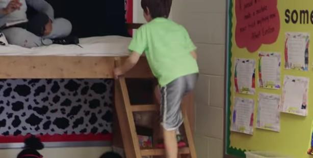 aménager une salle de classe
