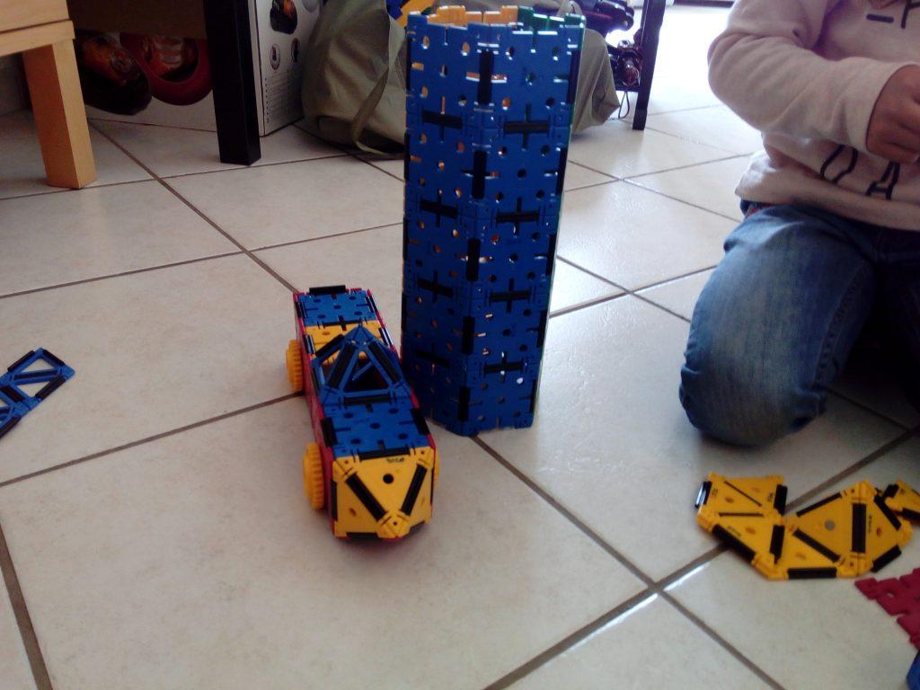 intérêt des jeux de construction en mathématiques