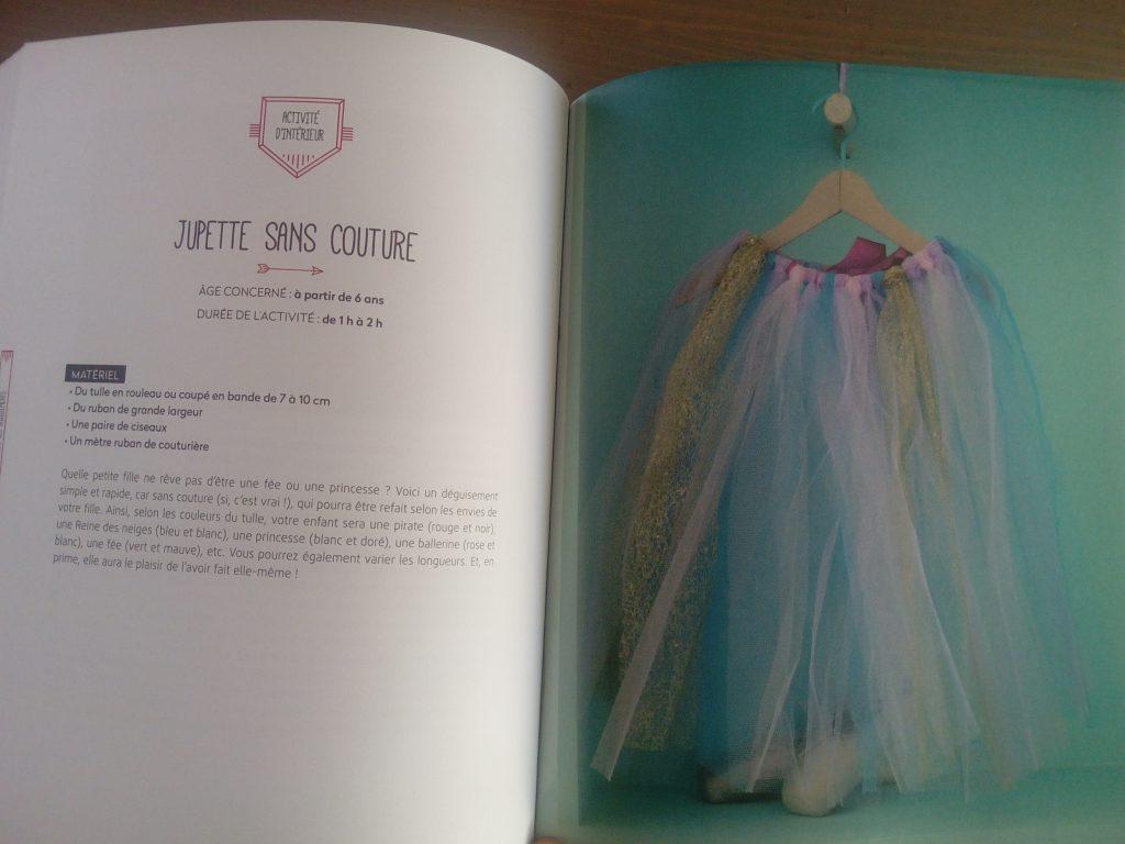 livre activités créatives enfants