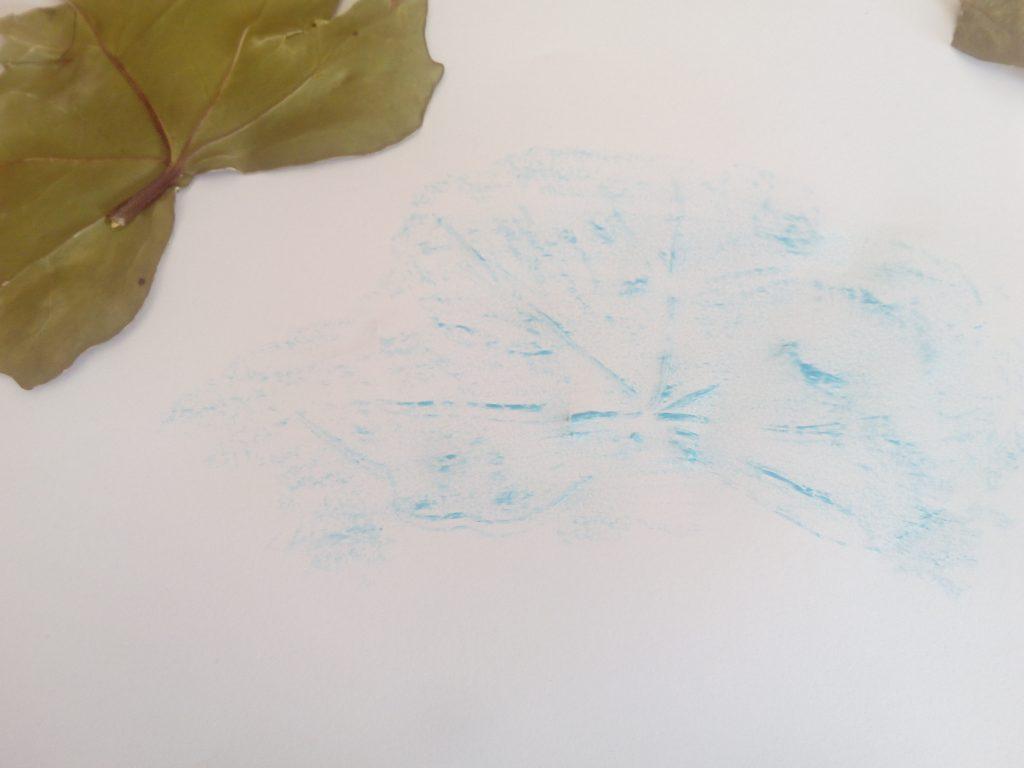 dessiner feuilles automne