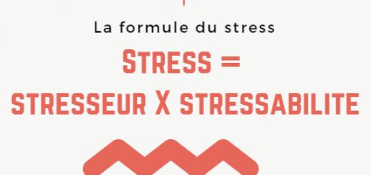 formule du stress