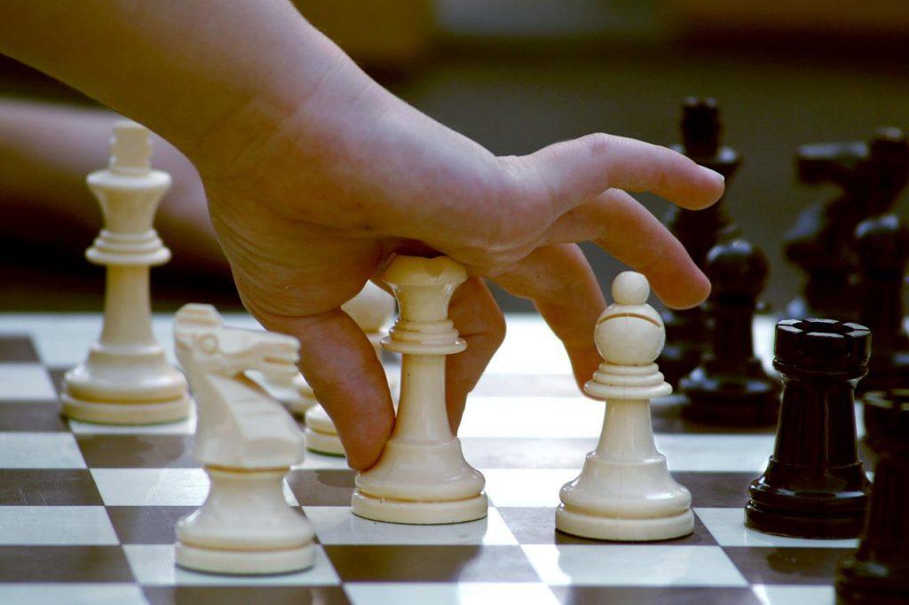 jeu d'échecs enfants