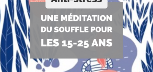 méditation adolescents