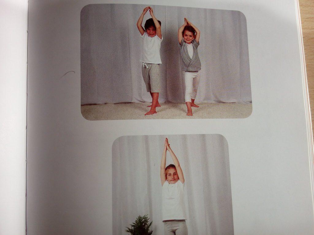 bienfaits yoga enfant