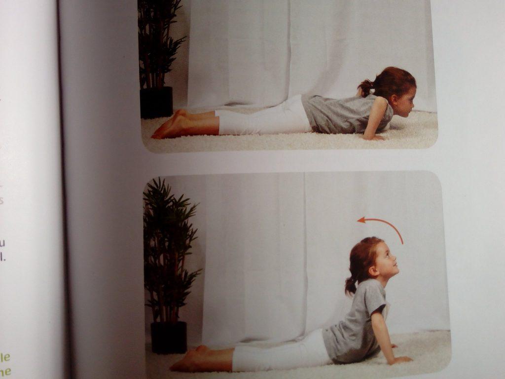 bienfaits yoga enfants