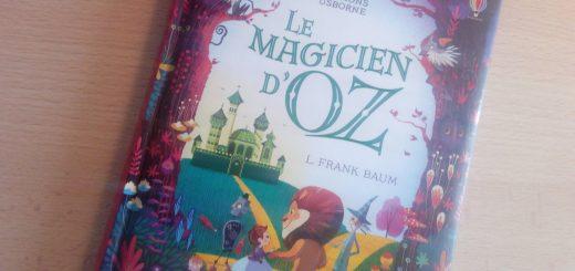 le magicien d'oz livre enfant usborne