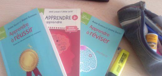 livre apprendre réviser étudiants