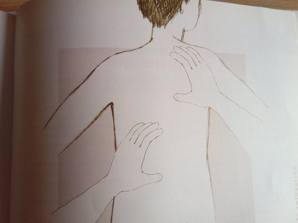 massage points reflexes dos