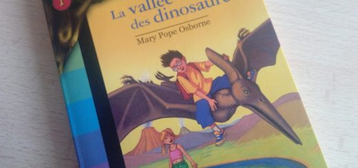 vallée des dinosaures cabane magique