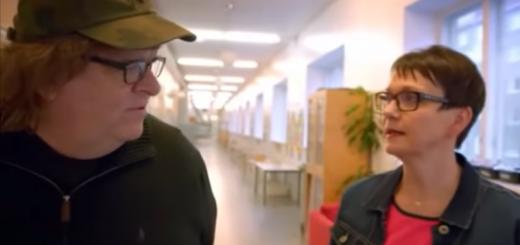 éducation finlande Micheal moore