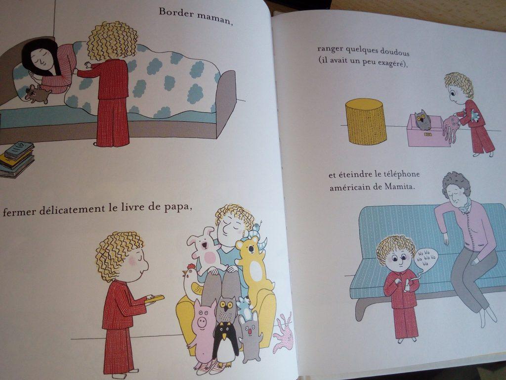 au lit livre archibald