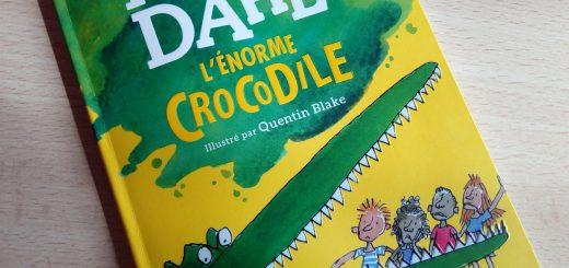 l'énorme crocodile livre dahl