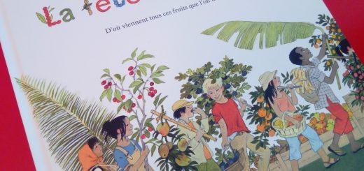 livre enfants sur les fruits