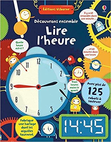 Lire l'heure - Découvrons ensemble