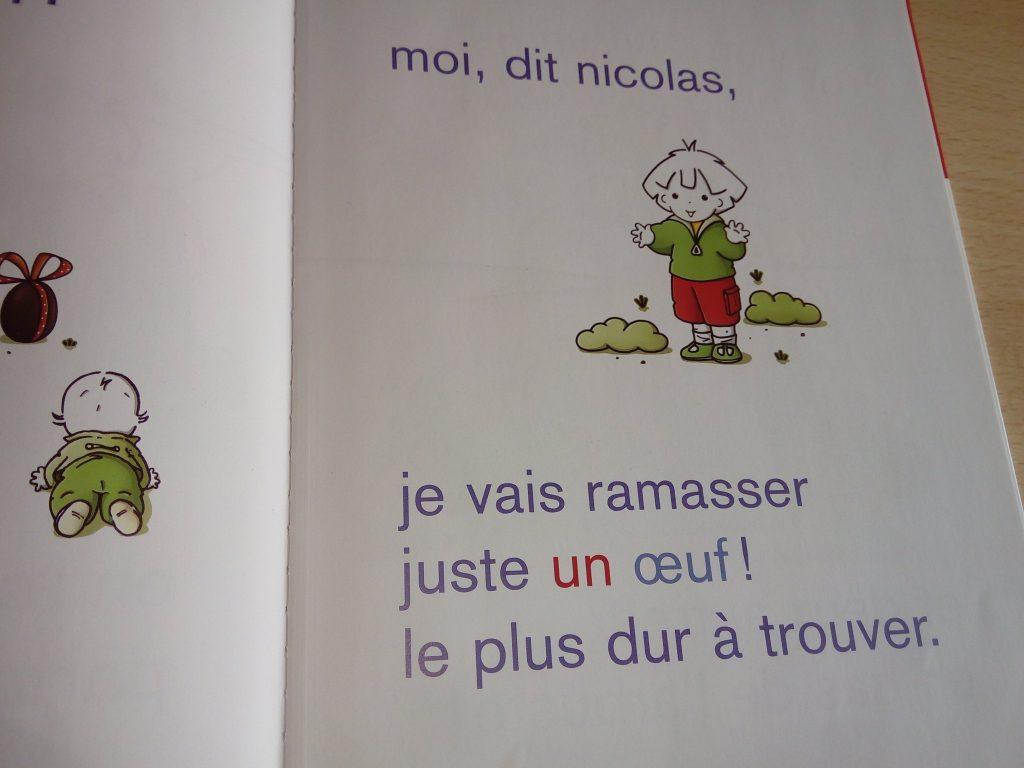 livre pour enfants sur pâques