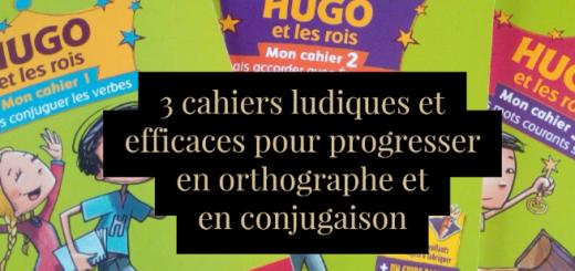 orthographe conjugaison enfants