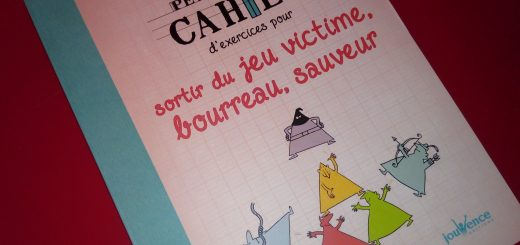 cahier triangle dramatique