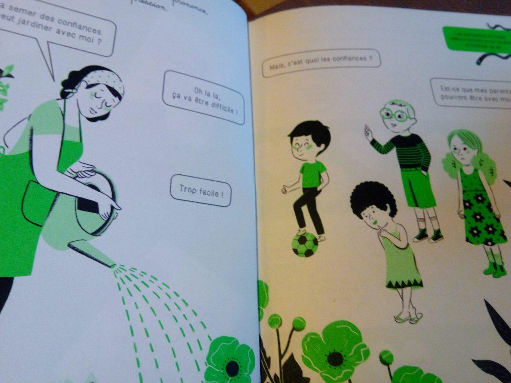 cahiers confiance enfant